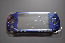 Replacement Front Faceplate for Sony PSP 2000 - Blue