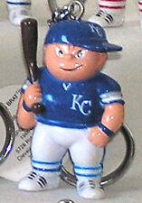 PVC Key Chain MLB Kansas City Royals Lil Brats Keychain NEW Baseball
