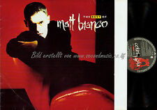 LP--MATT BIANCO THE BEST OF// OIS // GERMANY