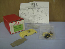 NEW UNBUILT, MR Collection Models Porsche 356 Roadster '48, MR15, 1/43 Resin Kit