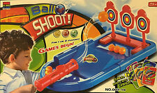 NEW BALL SHOOT GAME KIDS SHOOTING GALLERY SKILL GAMES TARGET PENG BINGO FUN TOY