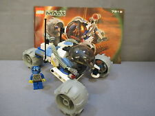"Lego 7312 ""T3-TRIKE"" Life On Mars Space Set  w/ Instructions 2001"