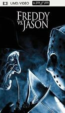 Freddy vs. Jason UMD PSP COMPLETE MOVIE SONY PLAYSTATION PORTABLE