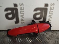 FORD FIESTA 1.25 PETROL 2010 PASSENGER SIDE FRONT EXTERNAL DOOR HANDLE