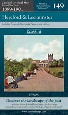 Hereford and Leominster (Cassini Revised New Series Historical Map)NEW