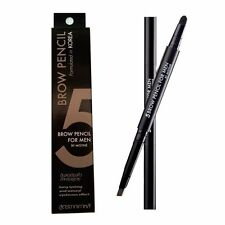 Mistine 5 Brow Pencil for Men Eyebrow  Effect Makeup Long-lasting and Natural