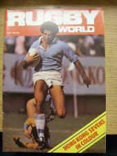 01/05/1981 Rugby World Magazine: May Edition - Complete Issue of the monthly mag