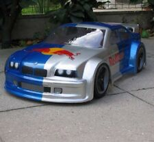 1/8 BMW M3 Rally Body 1.5mm Ofna GTP2 GT Inferno GT Serpent Traxxas 0137/1.5