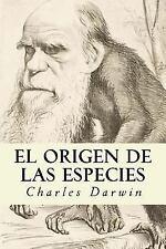 El Origen de Las Especies (Spanish Edition) by Charles Darwin (2016, Paperback)