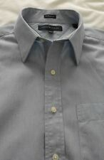 Men's Tommy Hilfiger Shirt - Classic Blue & White stripe - 15.5'' Regular - BNWT