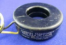 Simpson Current Transformer Ratio 75:5 A. Cat. 1-111306 50-400Hz