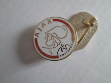 a2 AJAX FC club spilla football calcio voetbal pins broches olanda nederlands