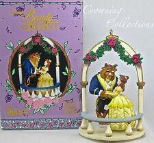 Enesco Love's Sweet Dance Beauty and The Beast Disney Ornament Belle Princess &