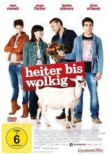 DVD - HEITER BIS WOLKIG Max Riemelt ANNA FISCHER Elyas M'Bayrek    NEUWERTIG