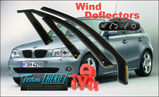 BMW seria 1 E87 5doors 2004-2011 Heko wind deflectors 4 pcs (11125)