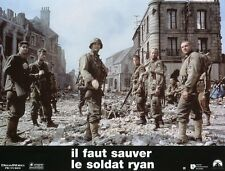 TOM HANKS SAVING PRIVATE RYAN 1997 VINTAGE LOBBY CARD #2 STEVEN SPIELBERG