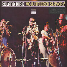 Roland Kirk - Volunteered Slavery (Vinyl LP - 1969 - EU - Reissue)