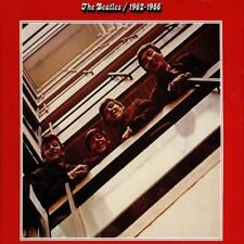 The Beatles - 1962-1966 (The Red Album) - UK CD album 1993