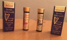 David's Tabernacle Anointing Oil 2 - 7ml bottles Rose of Sharon & Frank & Myrrh
