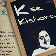 K SE - KISHORE KUMAR - NEW BOLLYWOOD SOUNDTRACK CD - FREE UK POST