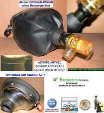 AMBU BEUTEL BEATMUNGSBEUTEL MARK III 3 MASKE OPTIONAL RESUSCITATOR BAG DRK RTW