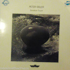 PETER SEILER - Sensitive Touch ~ VINYL LP