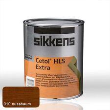 Sikkens Cetol HLS Extra nußbaum 1l - Holzschutz Lasur Holzlasur