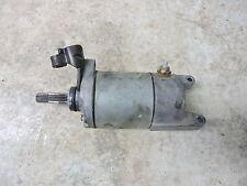 89 Honda NX 650 NX650 Dominator starter motor