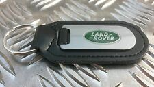 Land Rover Quality Leather Key Ring Fob Series I II III Defender Freelander