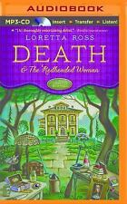 Death and the Redheaded Woman by Loretta Ross (2015, MP3 CD, Unabridged)