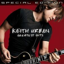 KEITH URBAN GREATEST HITS 18 KIDS CD & DVD ALL REGIONS NEW
