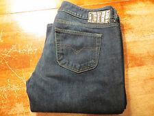 WOMENS DIESEL LOUVELY STRETCH JEANS NWOT) SIZE 32X32 VERY NICE