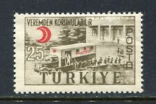 30891) TURKEY 1957 MNH** Fight against tuberculsois 1v.