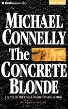 Harry Bosch: The Concrete Blonde 3 by Michael Connelly (2015, CD, Unabridged)