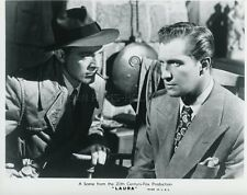 DANA ANDREWS VINCENT PRICE LAURA 1944 VINTAGE PHOTO #5
