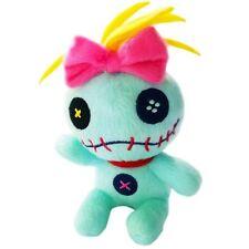 """Disney Lilo & Stitch Scrump Plush Soft Stuffed Toy Doll Keyring Chain Finder 5"""""""