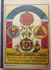 Urquellen inneren Lebens, Philosphie, Ordens der Gold- Rosenkreuzer, Freimaurer
