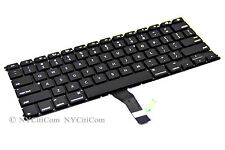 "NEW US Keyboard For Apple Macbook Air 13.3"" A1466 MD508 MC965 MD231 2011 12 15"