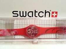 2004 Swatch Watch Surfer Babe GR148 New In Box Orologio Reloj Surf Swiss Cartoon