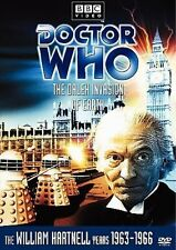 Doctor Who - The Dalek Invasion of Earth New DVD