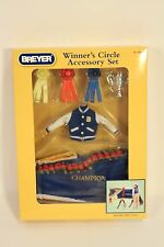 NIB Breyer Traditional Toy Winners Circle Accessory Set #2020 Champion Horse Kit