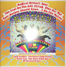 The Beatles Magical Mystery Tour In Mono UK Japan Mini LP Sleeve CD '09 Rare NEW