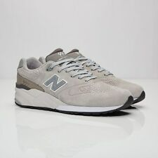New Balance M999 MRL999AG Steel Grey Men Size US 10 New 100% Authentic