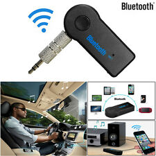 Details about Wireless Bluetooth 3.5mm AUX Audio Stereo Music Home Car Receiver