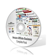 Amazon Affiliate Business Complete Pack - Video, Guides, & More! DVD