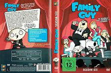 [3 DVD's) Family Guy - Season 06 (240 Minuten)