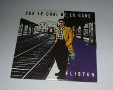 Flisten - sur le quai de la gare - cd single 2 titres 1995