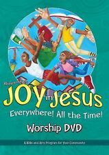 Vacation Bible School VBS 2016 Joy in Jesus Worship DVD: Everywhere! All the T