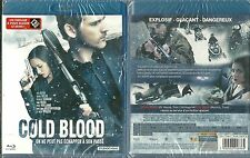 BLU RAY - COLD BLOOD avec TREAT WILLIAMS, OLIVIA WILDE NEUF EMBALLE NEW & SEALED