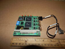 Aaeon PCM-3640 A1 PC/104 4-Port RS-232 Serial Interface Module